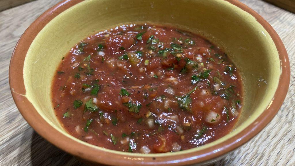 Tomaten Salsa